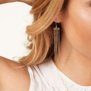 Gorjana Jewelry - GORJANA Josey  Drop Earrings 18 K Gold plated